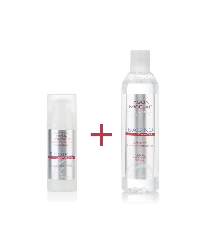 Offer Sensitive Skins Micellar water+Kuperox