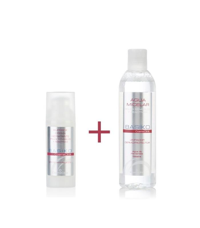 Promo Pieles Sensibles Agua micelar+Kuperox (AP)