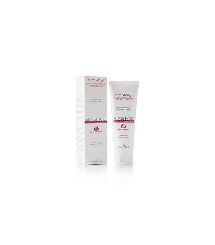 Basiko SPF40 Sensitive Skins